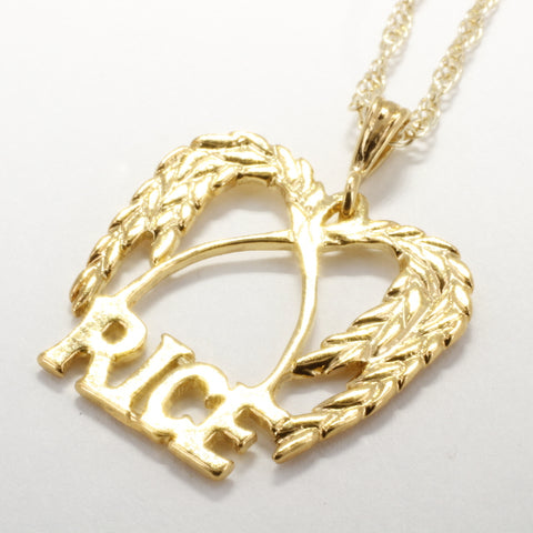 Rice Jewelry Collection