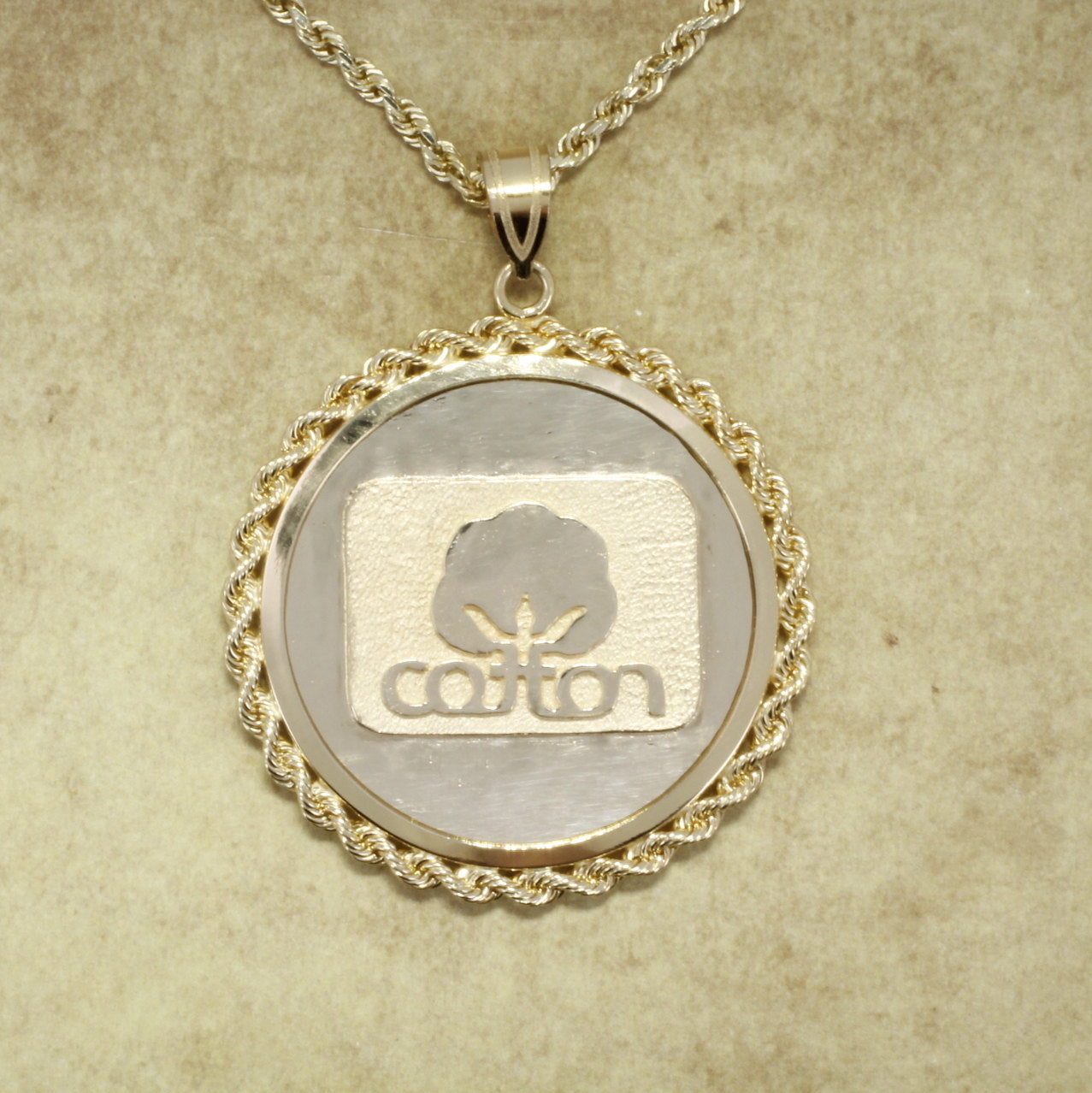 large product medallion image vivian of shop calendar necklace gold mayan pendant tamayo