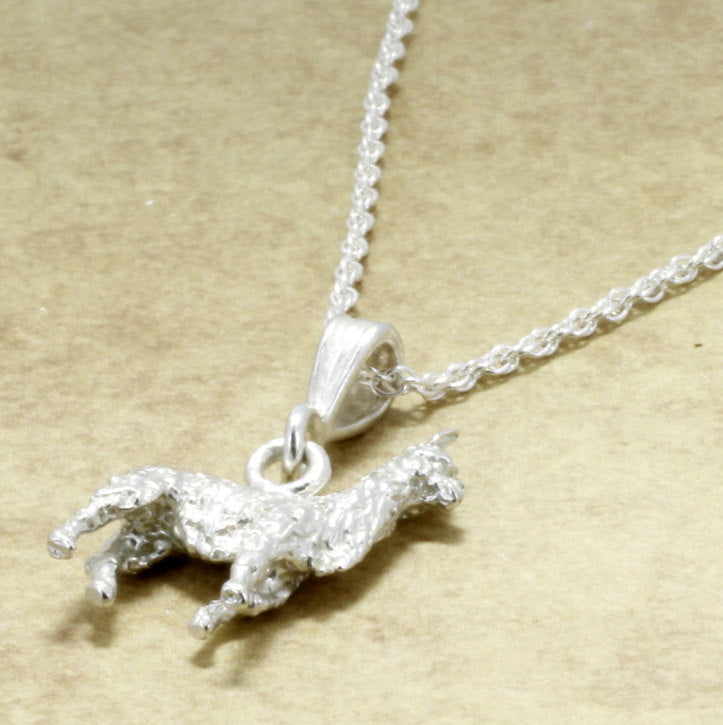Suri Alpaca Necklace
