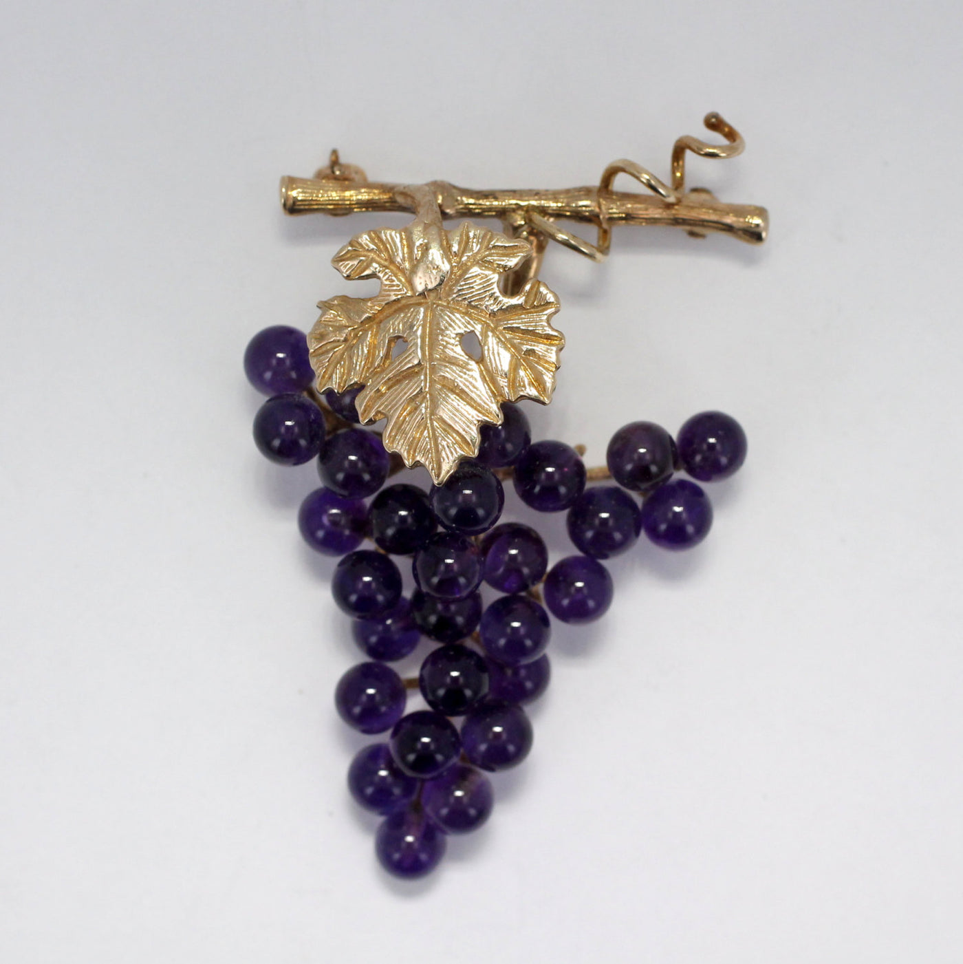 sterling products brooches in high zirconia with amethyst flying brooch goldlust jewelry silver ldn cubic eagle