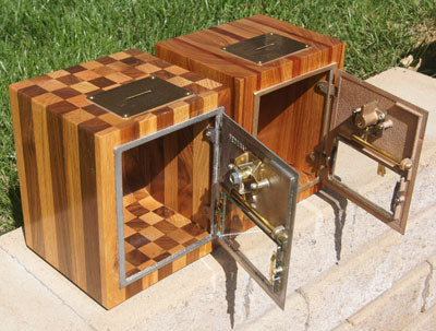 Beautiful Wooden Boxes by Monte Pettit from Bellevue Nebraska