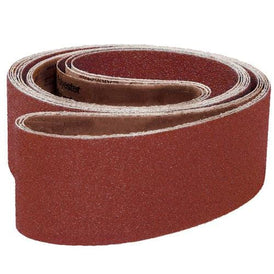 "2"" x 48"" Aluminum Oxide J-Weight Sanding Belt"