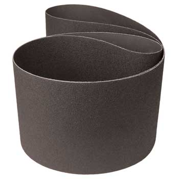 "6"" x 90"" Silicon-Carbide Sanding Belts"