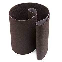 11-3/4 x 21-1/2 Silicon-Carbide Sanding Belts - Abrasive Industrial Supplies