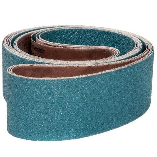 "1""W x 30""L Zirconia-Alumina Belts 
