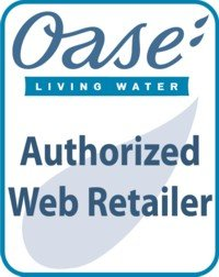 Kinetic Water Features is an Authorized Oase Dealer