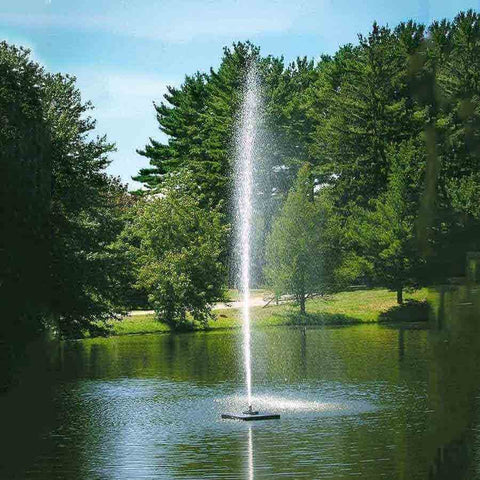 1/2 HP Gusher Fountain by Scott Aerator-fountain-Scott Aerator-Kinetic Water Features
