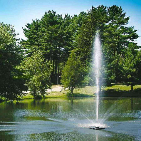 1/2 HP Skyward Fountain by Scott Aerator-fountain-Scott Aerator-Kinetic Water Features
