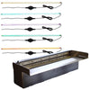"Image of Anjon 48"" Color Changing Light Bar (With Remote)-Anjon-Kinetic Water Features"