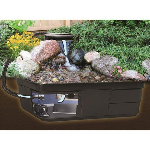Aquascape Disappearing Waterfall Fountain Kit-Waterfall-Aquascape-Kinetic Water Features