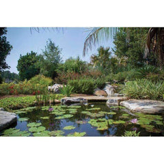 Aquascape Large 21 ft. x 26 ft. Pond Kit with Pro 4000-8000 Pump