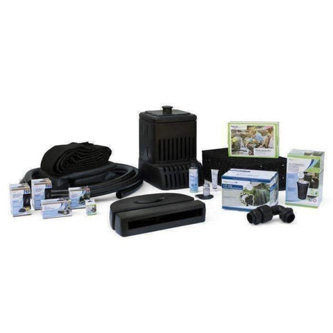 Aquascape Medium Pondless Disappearing Waterfall Kit with 16 ft Stream and 3-PL 3000 Pump-waterfall kit-Aquascape-Kinetic Water Features