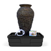 Image of Aquascape Medium Stacked Urn Fountain Kit-fountain kit-Aquascape-Kinetic Water Features