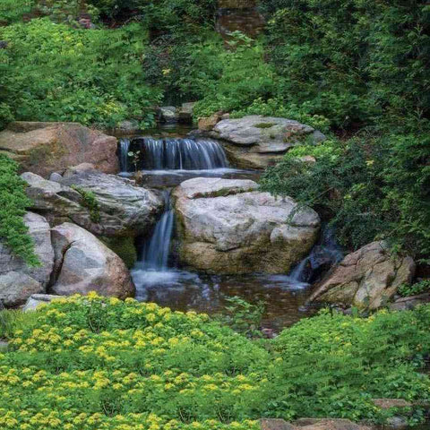 Aquascape Pondless Waterfall Kit with 16 ft. Stream with AquaSurge 2000-4000 Pump-Waterfall-Aquascape-Kinetic Water Features