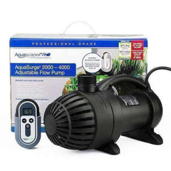Aquascape Small Pondless Waterfall Kit with 6 ft. Stream and AquaSurge 2000-4000 Pump