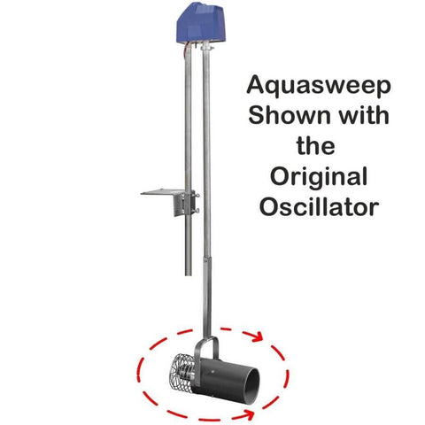 Aquasweep Original Oscillator by Scott Aerator-Water Mover-Scott Aerator-Kinetic Water Features