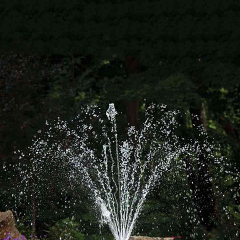 Atlantic Arching Spray Nozzle-Atlantic Water Gardens-Kinetic Water Features