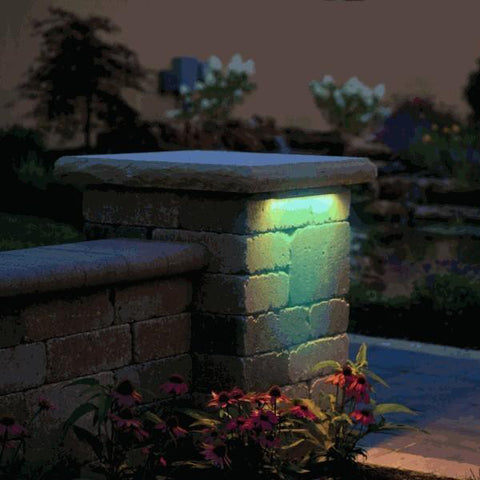 Atlantic Color Changing Hardscape Light - 6 inch - 2 Watt with Inficolor Connector-Atlantic Water Gardens-Kinetic Water Features