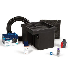 "Atlantic. Complete Basin Kit w/ Pump for 12"" Spillways-basin kit-Atlantic Water Gardens-Kinetic Water Features"