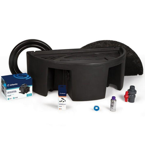 "Atlantic Complete Basin Kit w/ Pump for 24"" Spillways-basin kit-Atlantic Water Gardens-Kinetic Water Features"