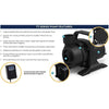 "Image of Atlantic Complete Basin Kit w/ Pump for 36"" Spillways-basin kit-Atlantic Water Gardens-Kinetic Water Features"