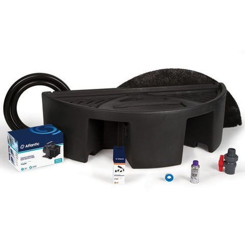 "Atlantic Complete Basin Kit w/ Pump for 36"" Spillways-basin kit-Atlantic Water Gardens-Kinetic Water Features"