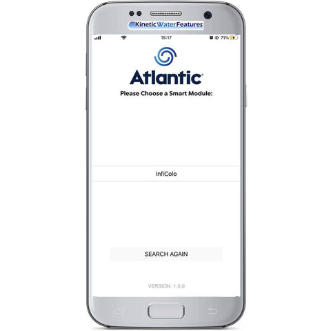 Atlantic InfiColor Smartphone App Enabled Color Controller with 30 Watt Transformer-Atlantic Water Gardens-Kinetic Water Features