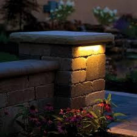Atlantic Warm White Hardscape Light - 6 inch - 2 Watt-LED Lights-Atlantic Water Gardens-Kinetic Water Features