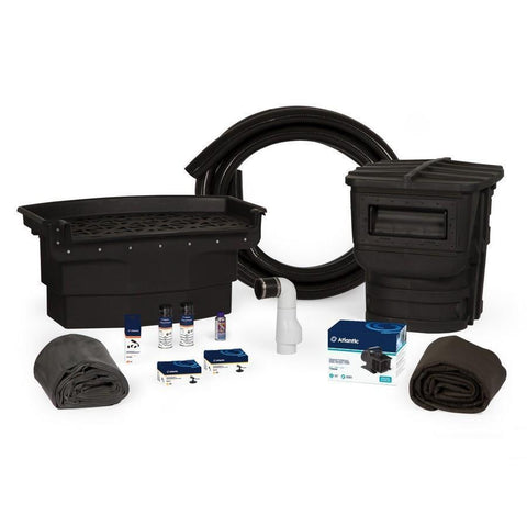 Atlantic Water Gardens Extra Large Pond Kits-pond kit-Atlantic Water Gardens-Kinetic Water Features