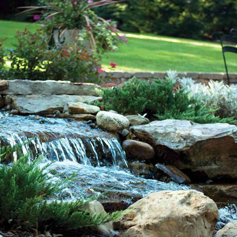 "Atlantic Water Gardens Large Pond-Free Waterfall Kit 26"" Spillway-waterfall kit-Atlantic Water Gardens-Kinetic Water Features"