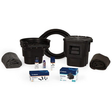 Atlantic Water Gardens Small Pond Kits-pond kit-Atlantic Water Gardens-Kinetic Water Features