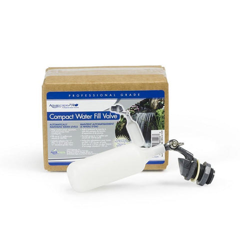 Compact Water Fill Valve by Aquascape-Pipe and Plumbing-Aquascape-Kinetic Water Features