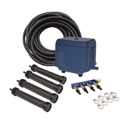 EasyPro LA4 Stratus Complete Aeration Pond Kit 30,000 Gallon Capacity-bubbler-Easy Pro-Kinetic Water Features