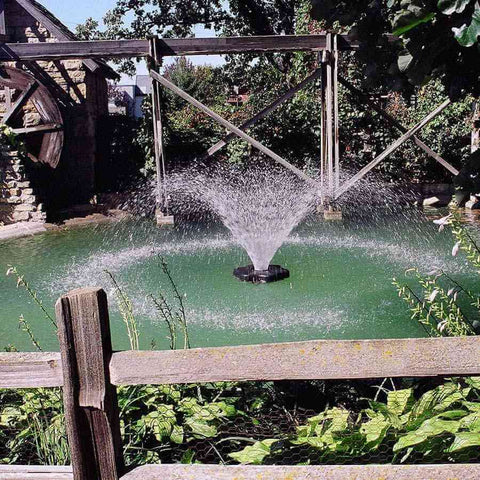 Kasco 2400VFX 1/2HP Aerating Pond Fountain-Lake-Kasco Marine-Kinetic Water Features