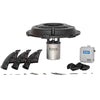 Image of Kasco 3/4 HP 3400VFX Aerating Fountain in 120V and 240V-aerator-Kasco Marine-Kinetic Water Features