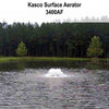 Image of Kasco 3400AF 3/4 HP Pond Surface Aerator in 120V and 240V-Kasco Marine-Kinetic Water Features