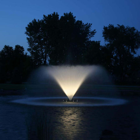 Kasco 5.3VFX 5HP Aerating Fountain-Lake-Kasco Marine-Kinetic Water Features
