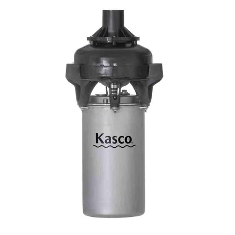 Kasco 7.3JF Replacement Motor 7.5HP 240v 3-Phase-Kasco Marine-Kinetic Water Features