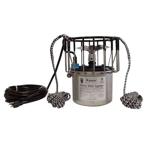 Kasco Marine De-Icer for Docks, Piers and Boats-De-Icer-Kasco Marine-Kinetic Water Features