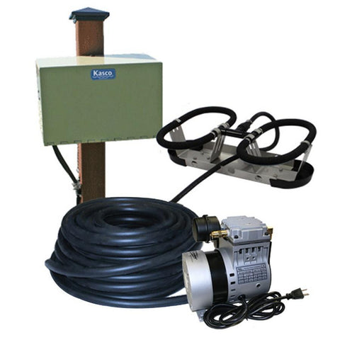 Kasco Robust-Aire RA1 Pond Aeration Kit with 1 Diffuser-aerator-Kasco Marine-Kinetic Water Features