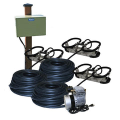 Kasco Robust-Aire RA3 Pond Aeration Kit with 3 Diffusers