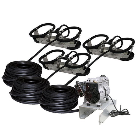 Kasco Robust-Aire RA3 Pond Aeration Kit with 3 Diffusers-aerator-Kasco Marine-Kinetic Water Features