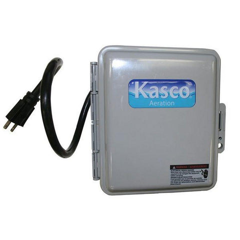 Kasco Thermostat Control Panel with Timer C-20-Kasco Marine-Kinetic Water Features