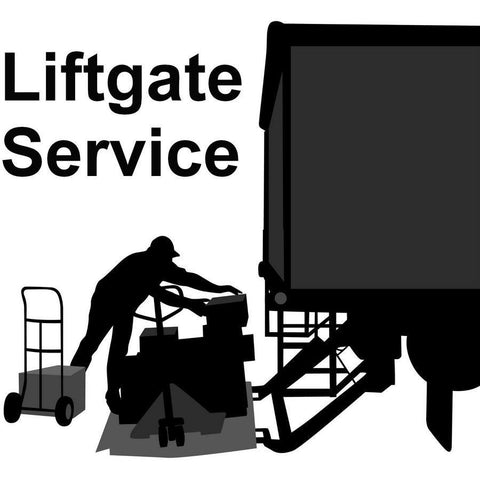 Liftgate Service Charge (Optional for Freight)-Kinetic Water Features-LiftGate-Kinetic Water Features