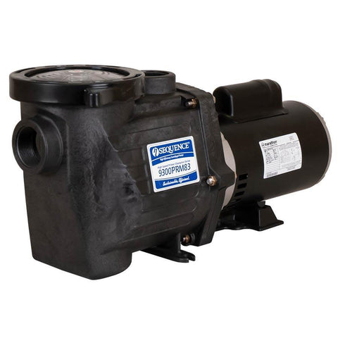 MDM Sequence High-Speed Primer Champion Pump Series-Sequence-Kinetic Water Features