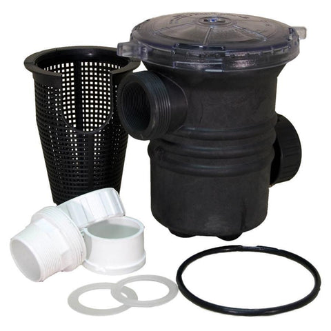 MDM Sequence Strainer Basket – 90 Cubic Inch-Sequence-Kinetic Water Features