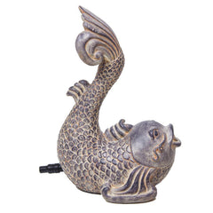Oase Antique Koi Spitter-Pond Construction & Landscaping-Oase-Kinetic Water Features