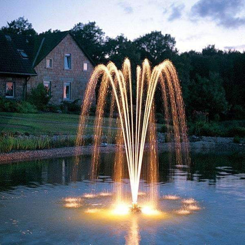 Oase PondJet Floating Pond Fountain-fountain-Oase-Kinetic Water Features