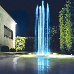 Oase Water Quintet Lighted Jumping Jet Fountain-fountain kit-Oase-Kinetic Water Features