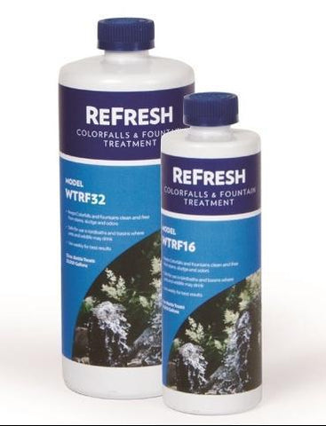 ReFresh - Colorfalls & Fountain Treatment by Atlantic Water Gardens-Fountain Treatment-Atlantic Water Gardens-32 oz-Kinetic Water Features